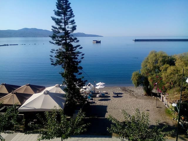 Amazing sea view apartment in Kalam - Kalamata - Apartament
