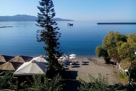 Amazing sea view apartment in Kalam - Kalamata