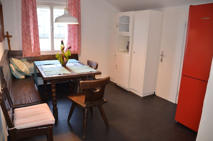 Charmante und stilvolle Wohnung im Ortszentrum