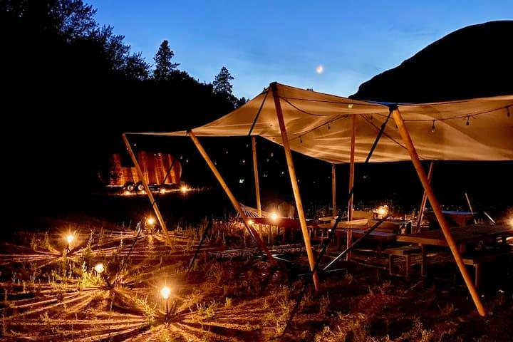 River Canyon—Chinook Group Camp—2 Units