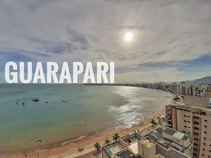 Apto Praia do Morro (150 metros praia) Marlim Azul