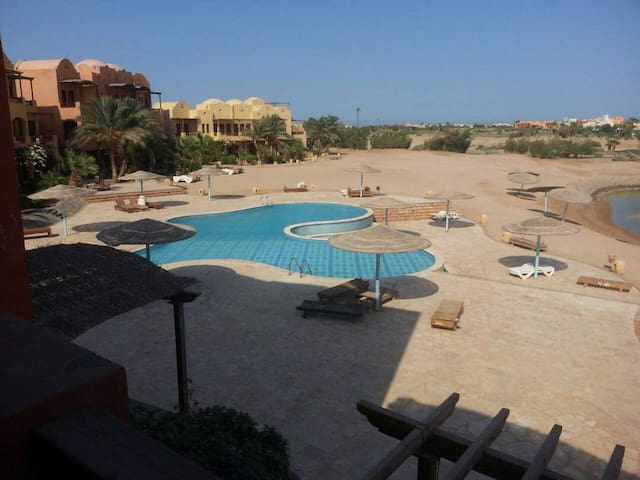 "1 Bedroom at West Golf for rent in El- Gouna""E"""