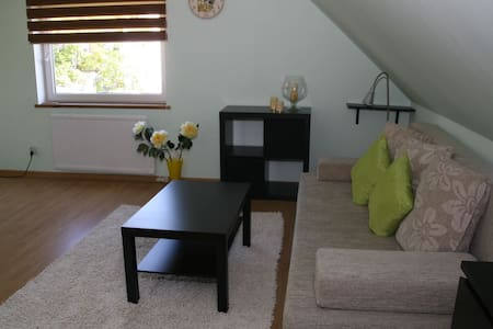 Private and cosy apartment near city centre - Tartu