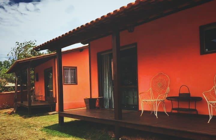 COZY CHALET IN LAPINHA DA SERRA