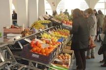 Mercado de Nisa/Nisa market