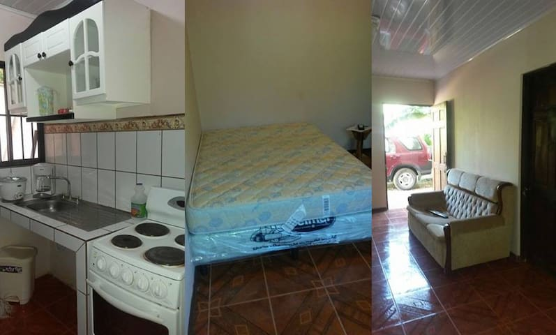 Apartamento Santa Cruz Amueblado.
