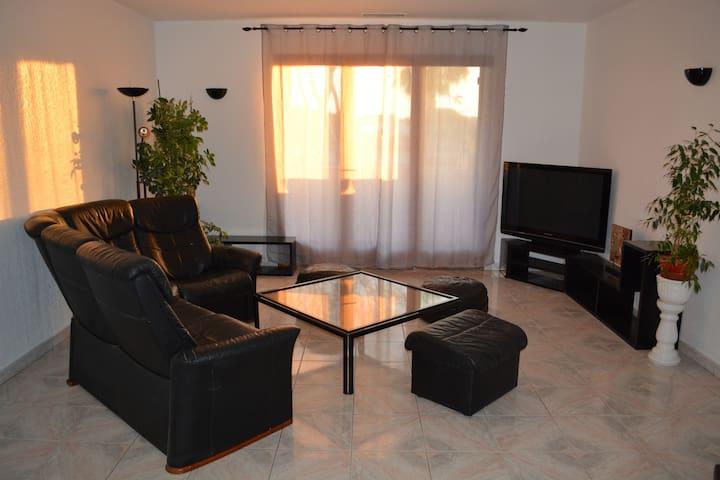 Appartement climatisé en villa - Saint-Laurent-de-la-Salanque - Ev