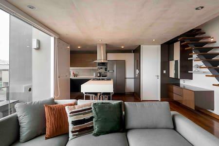 Moderno Loft en Miraflores Trendy & Cozy