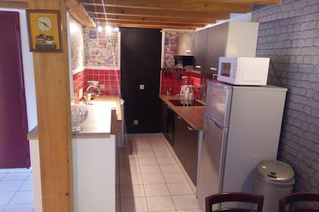 Appartement climatisé avec garage sécurisé - Wohnung