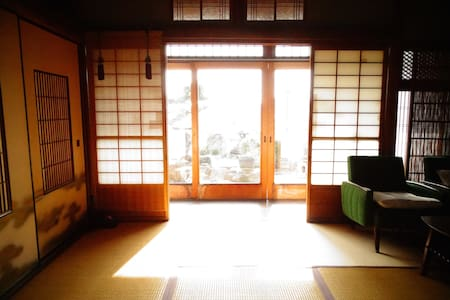 Japanese style Guest house Toranjyo lit 1 :) - Tamano - 一軒家