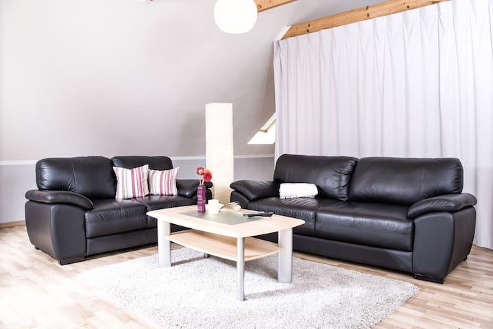 Maisonette Wohnung in Ostsee-Nähe
