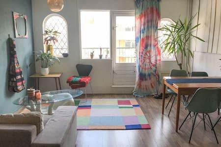 Bright Studio in The Hague's Coolest Area
