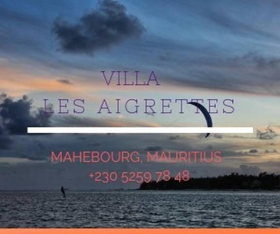Villa Les Aigrettes, Mauritius