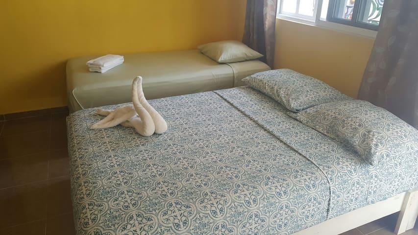 Beach Inn Condos Holbox II - Holbox - Apartment