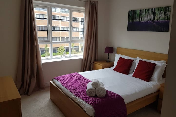 Cosy and Fresh - Farnborough - Apartment