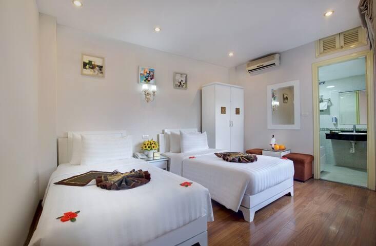 Superior Room in Central Hanoi - Hanoi - Appartement