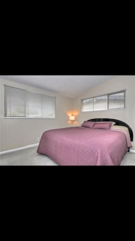 Private 2 room suite from a house