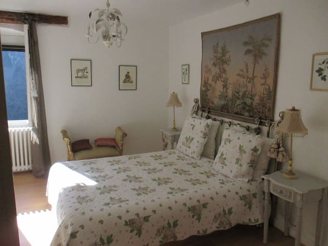 B&B dans un Manoir pres de Conques - Grand-Vabre - Bed & Breakfast
