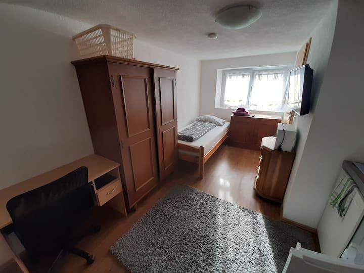 Zimmer 002 - nur für Monteure