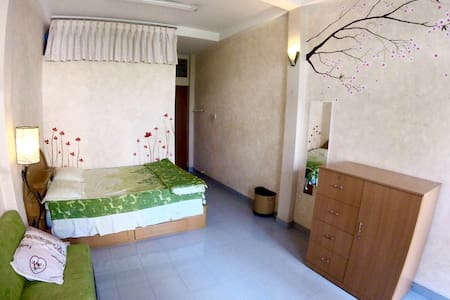 Charming large private bed+bath in District 3/10 - Ho Chi Minh City
