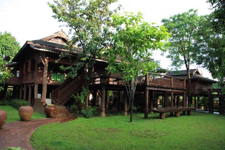 Lanna Rice barn (6 Bedroom)