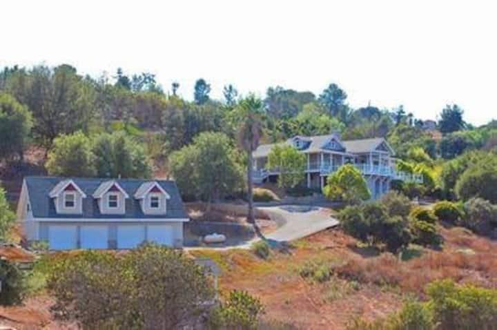 Barn House at Lilac Canyon Estate