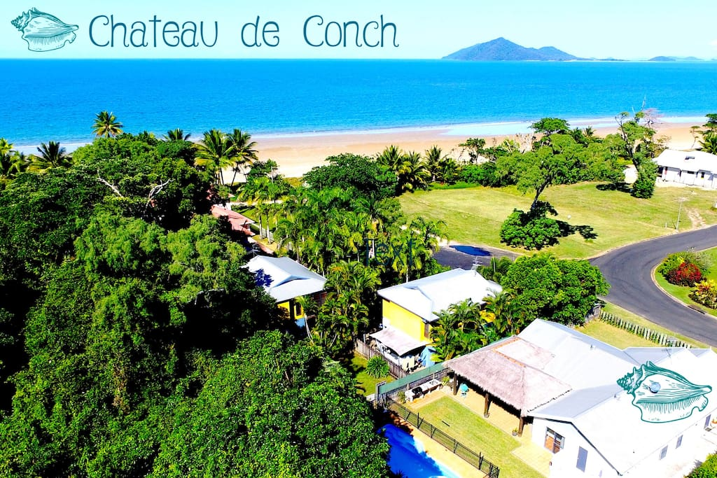 Welcome to Chateau de Conch in beautiful Mission Beach