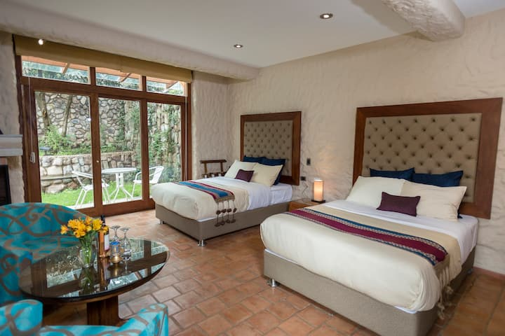 Beautiful Double Superior Room - Sacred Valley
