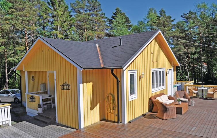 Holiday cottage with 3 bedrooms on 96 m² in Strömstad