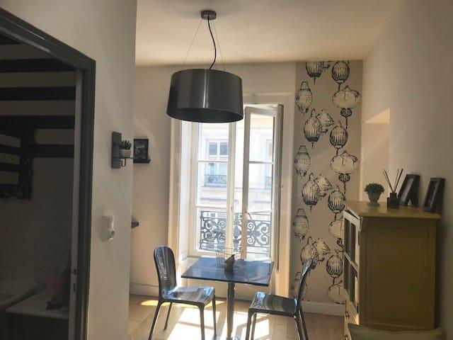 Appartement au centre ville de Besançon