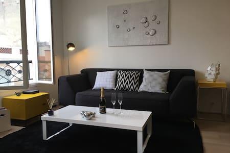appartement hyper centre Reims - Reims