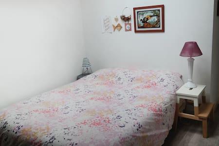 Chambre cosy dans petit appart' proche de la gare - Bordeaux - Apartemen