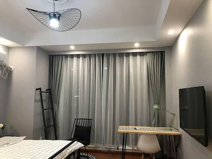 Demo-矿大南湖校区附近单身公寓