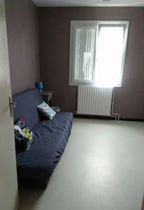 Appartement à 10 min du circuit 24h - Le Mans