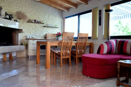 Zen house Seashell - 5 min from Trogir center