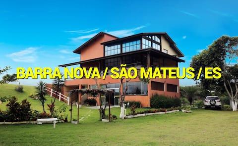 Casa Barra Nova Sul - São Mateus - ES c/ 5 suítes