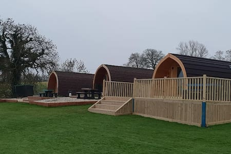 Fellhill Luxury Glamping Pods (Jacob Pod)
