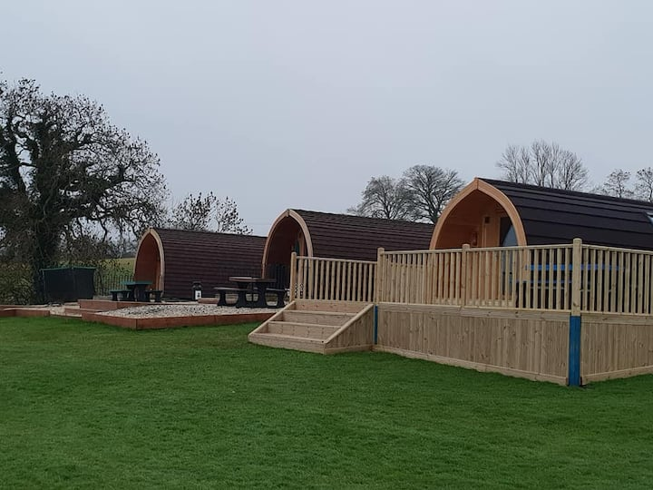 Fellhill Luxury Glamping Pods (Texel Pod)