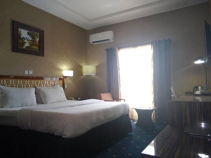 Adig Suites Enugu-Executive Room