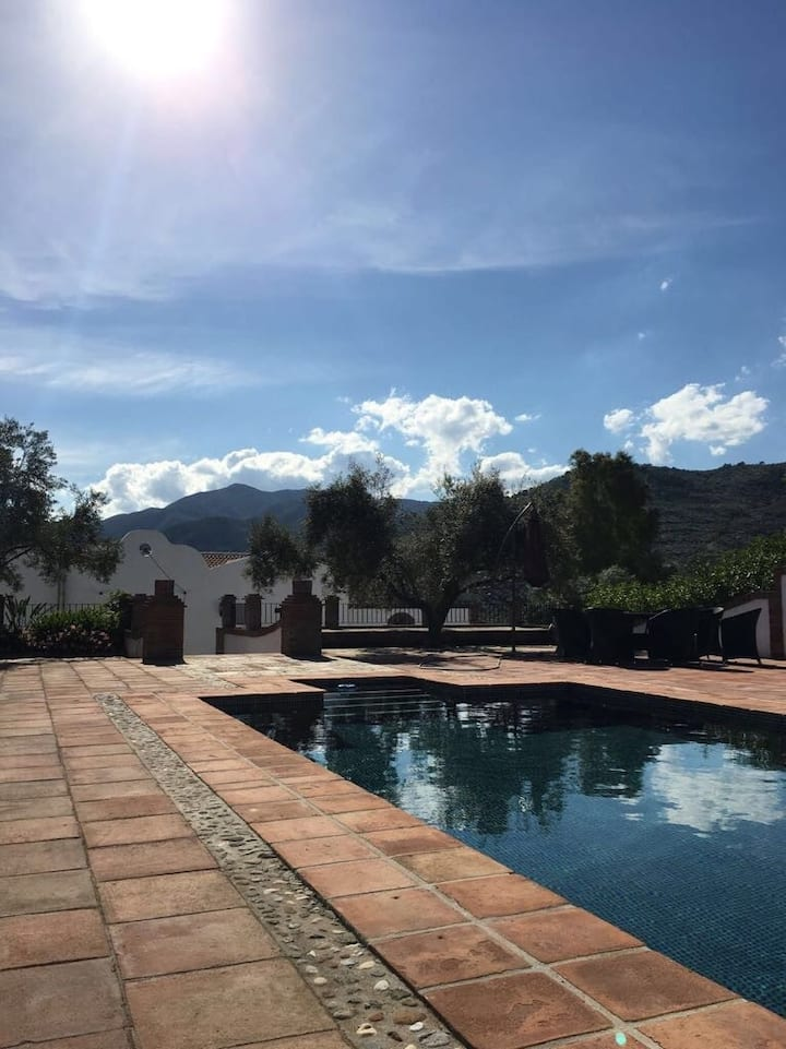Country Cortijo with private pool.