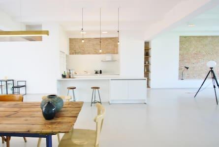Design Loft Apartment for Photoshoots - Berlín - Loft