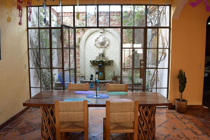 Peaceful, Sunny,Spacious 3BDR House - San Miguel de Allende - Casa