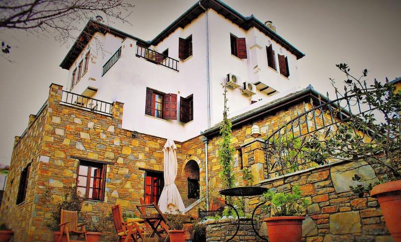 zagora pelion villa musescountryhouse