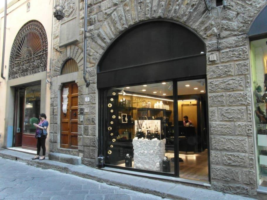 Ingresso Palazzo Storico