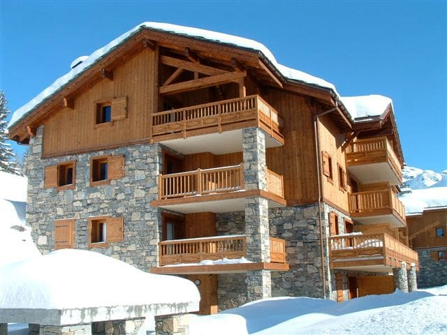 Luxury ski apartment - Les Eucherts
