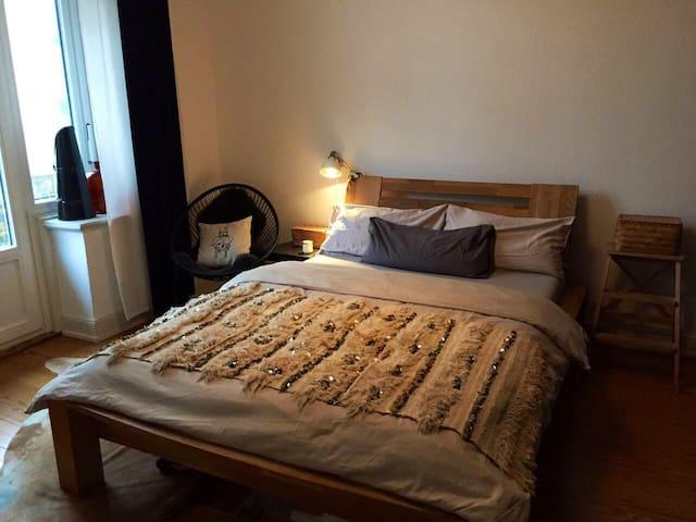 Schönes Zimmer in Altbauwohnung