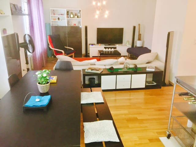 !!FASCINATING FULLY EQUIPPED APARTMENT IN ZURICH!!