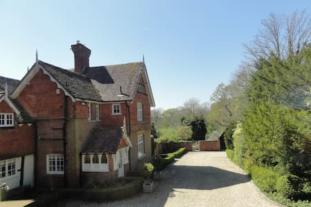 """Annexe at the Old Vicarage """"an oasis of calm"""" - West Sussex - 獨棟"""