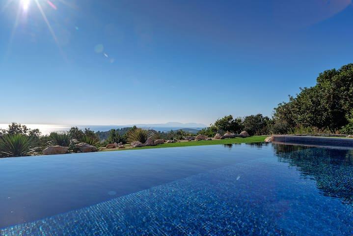 Hvar Town Mediterranean Luxury Villa Pelagos