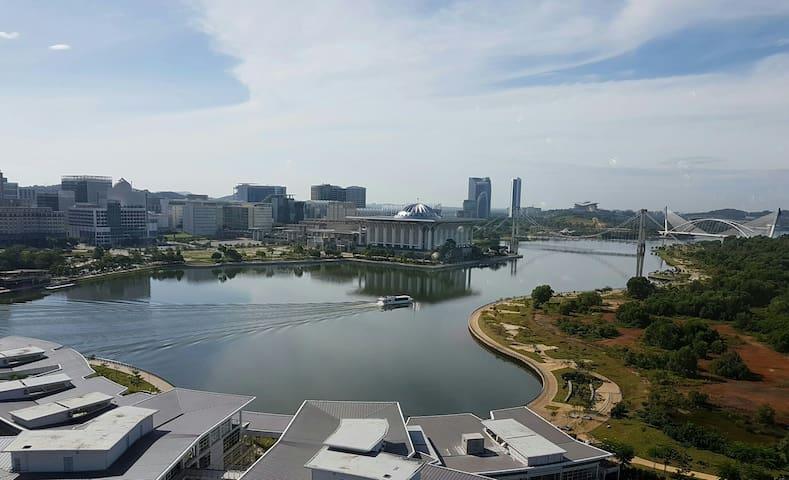 Tamara a Great Putrajaya LakeView - Putrajaya - Apartemen